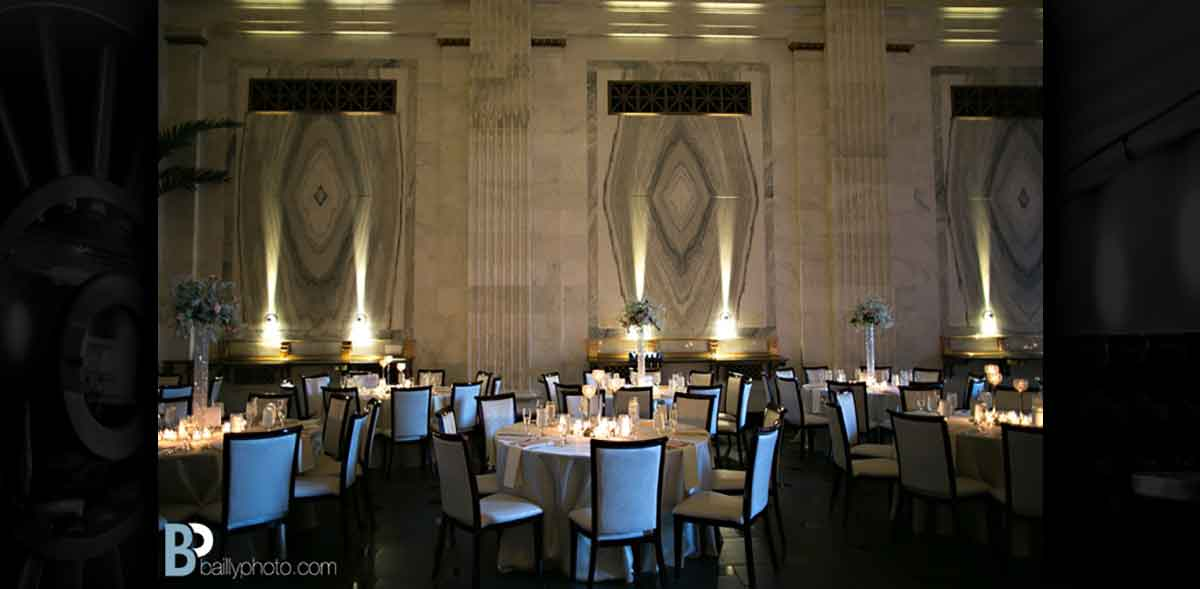 Tables Chairs Albany Wedding Reception Venue Event Banquet Hall